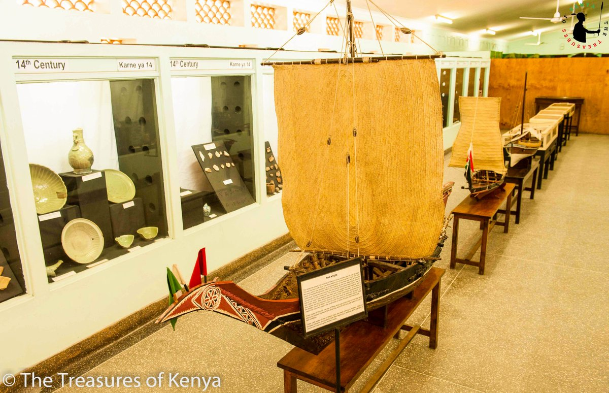 Take a step back in time inside the Fort Jesus Museum impressively looming over the southern edge of Mombasa near the Old Town.  #DYK The story of Kenya's coast would indeed be incomplete without mentioning Fort Jesus😃🏛️ #Wanderlust #Magicalkenya #Treasurekenya #FortJesusMombasa