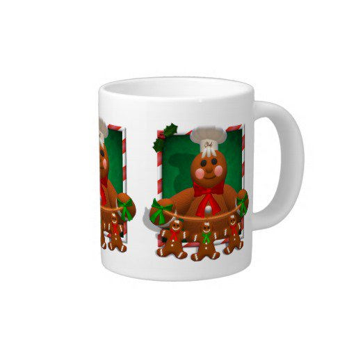 Gingerbread Family: Funny Baker - Giant Coffee Mug - http://www.zazzle.com/gingerbread_family_funny_baker_giant_coffee_mug-183620139447563296?CMPN=shareicon&lang=en&social=true&view=113602938533227798&rf=238381683326950745… #Christmas #Vintage