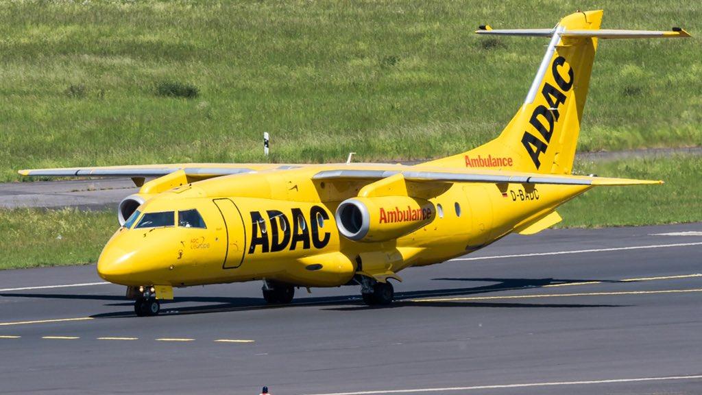 Atentos spotters, sobre las 12:00 está prevista la llegada de ADAC.