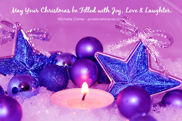 May Your #Christmas be Filled with Joy, Love & Laughter -#quotes