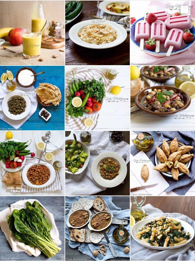 Find plenty of #healthy #vegetarian & #vegan #MediterraneanDiet #recipes on #TastyMediterraneo 👉 http://tastymediterraneo.com 🌱#AOVE #EVOO #healthyeating #comidasaludable #DietaMediterránea #FutureOfFood #5aday #beatncds #nutrition #nutrición #act4food #5aldia #SDGs #2030Agenda #ODS
