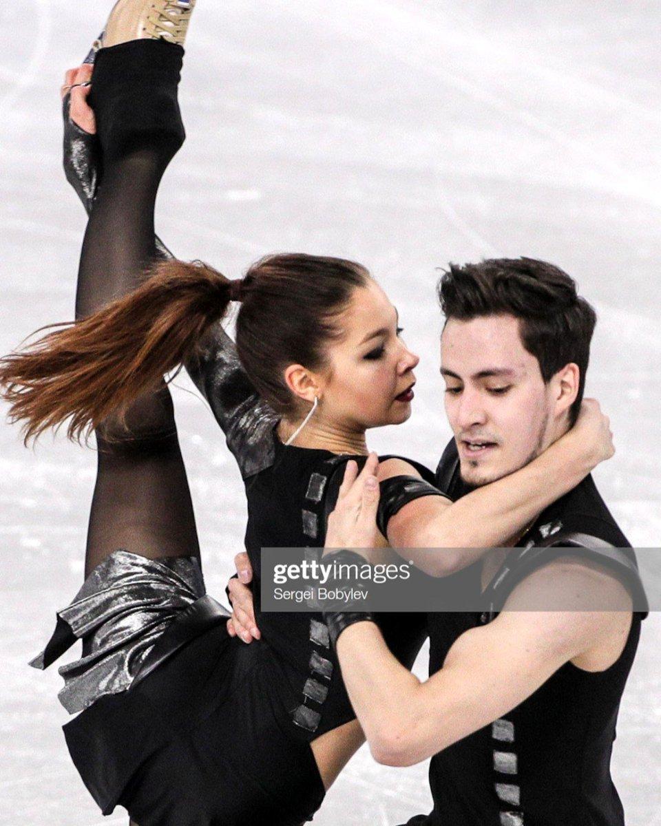 Анастасия Шпилевая - Григорий Смирнов/ танцы на льду - Страница 15 D9-RChmW4AAoRx3