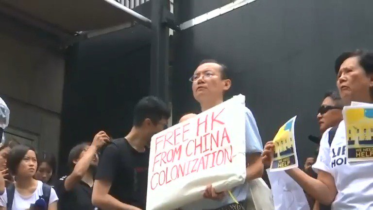 Hong Kong activists call on #G20 leaders to help 'liberate' city. More here: https://reut.rs/2Nel7jS