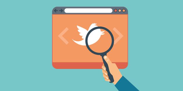 ¿Sabes realizar búsquedas avanzadas en #Twitter? No te pierdas estas indicaciones http://bit.ly/2xbk6hO #StopBulos #FactCheck #Periodismo #PeriodismodeInvestigación #RRSS