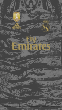 brand new e3bf0 7c7b6 RealMadrid #Adidas Gk Away Kit 2019-2020 --> Tweet added by ...