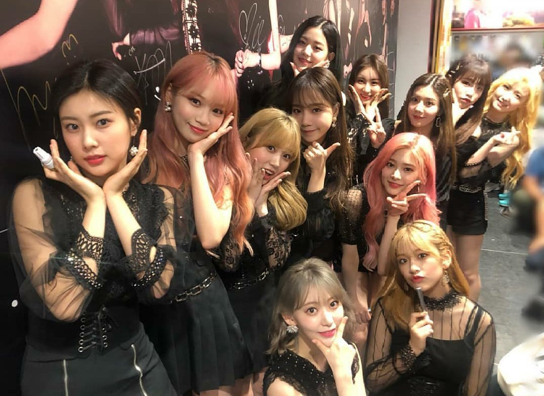 [PHOTO] 190626   Tower Shibuya Official Twitter Update with IZ*ONE  #IZONE #아이즈원 #アイズワン @official_izone<br>http://pic.twitter.com/2Opzf7wuDV