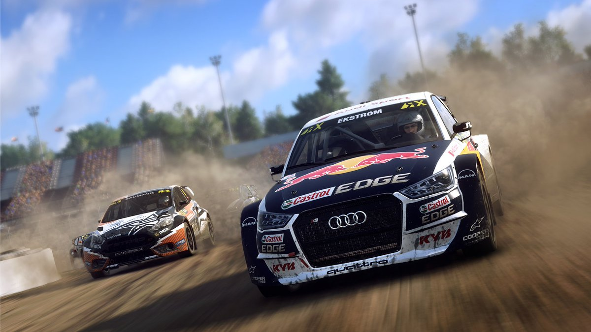 The @steam_games Summer Sale is now live and includes a host of sizzling-hot Codies deals! Including:   DiRT Rally 2.0 ➡️ 50% off - https://store.steampowered.com/app/690790/DiRT_Rally_20/… DiRT 4 ➡️ 80% off - https://store.steampowered.com/app/421020/DiRT_4/… GRID Autosport ➡️ 80% off - https://store.steampowered.com/app/255220/GRID_Autosport/…  Sale runs until July 9 🏃♂️🏃♀️