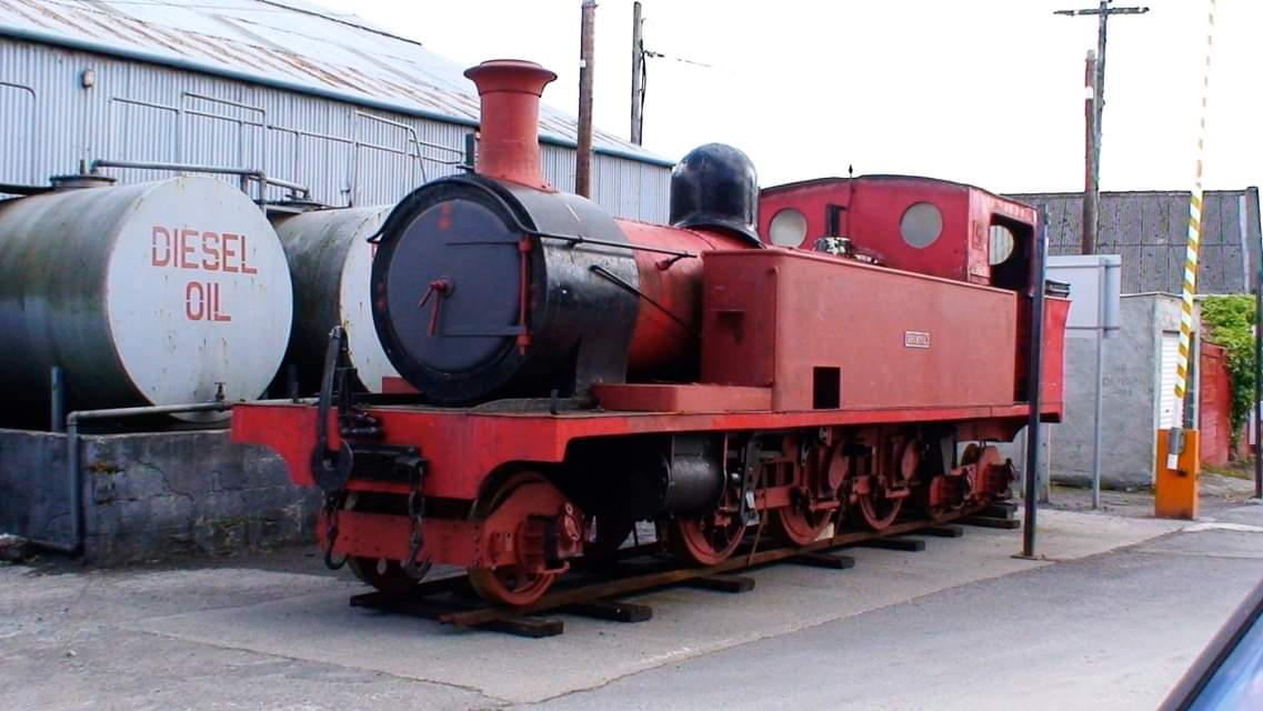 D9 dhJBXsAEorP1 - The County Donegal Railways #2