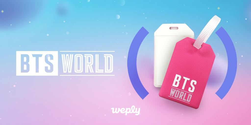 Only 2 Days Left for Pre-Order!  A heads up to let you know that only 2 days are left to pre-order BTS WORLD OST. Pre-order by 6 PM, June 28 (KST) to get the exclusive travel name tag  for a gift!   Pre-order now!   http:// app.weply.io/sf8gc       #Weply #BTS #BTSWORLD_OST<br>http://pic.twitter.com/82qMOUwrvf