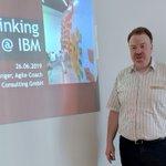 Image for the Tweet beginning: #IBMChampion @slagePB unteregs in Berlin.
