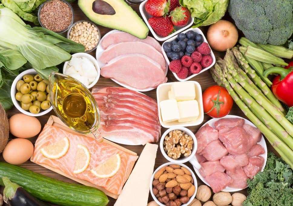 Низкоуглеводная Диета С Овощами. Низкоуглеводная диета меню на неделю рецепты