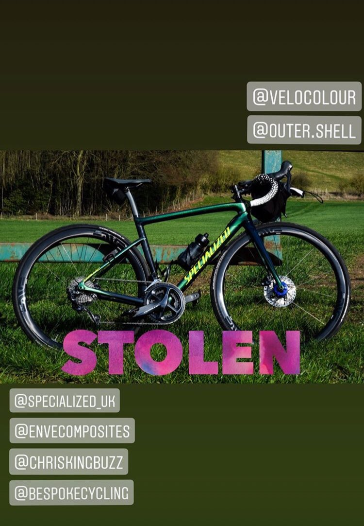 Daniel Bach On Twitter Hello London Cyclists If You Re Around Brick Lane Or Have A Quick Minute To Search Gumtree Ebay Etc Would Appreciate You Keeping An Eye Out For Three Of