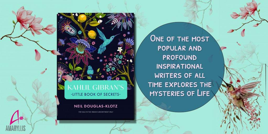 Kahlil Gibrans Little Book of Secrets