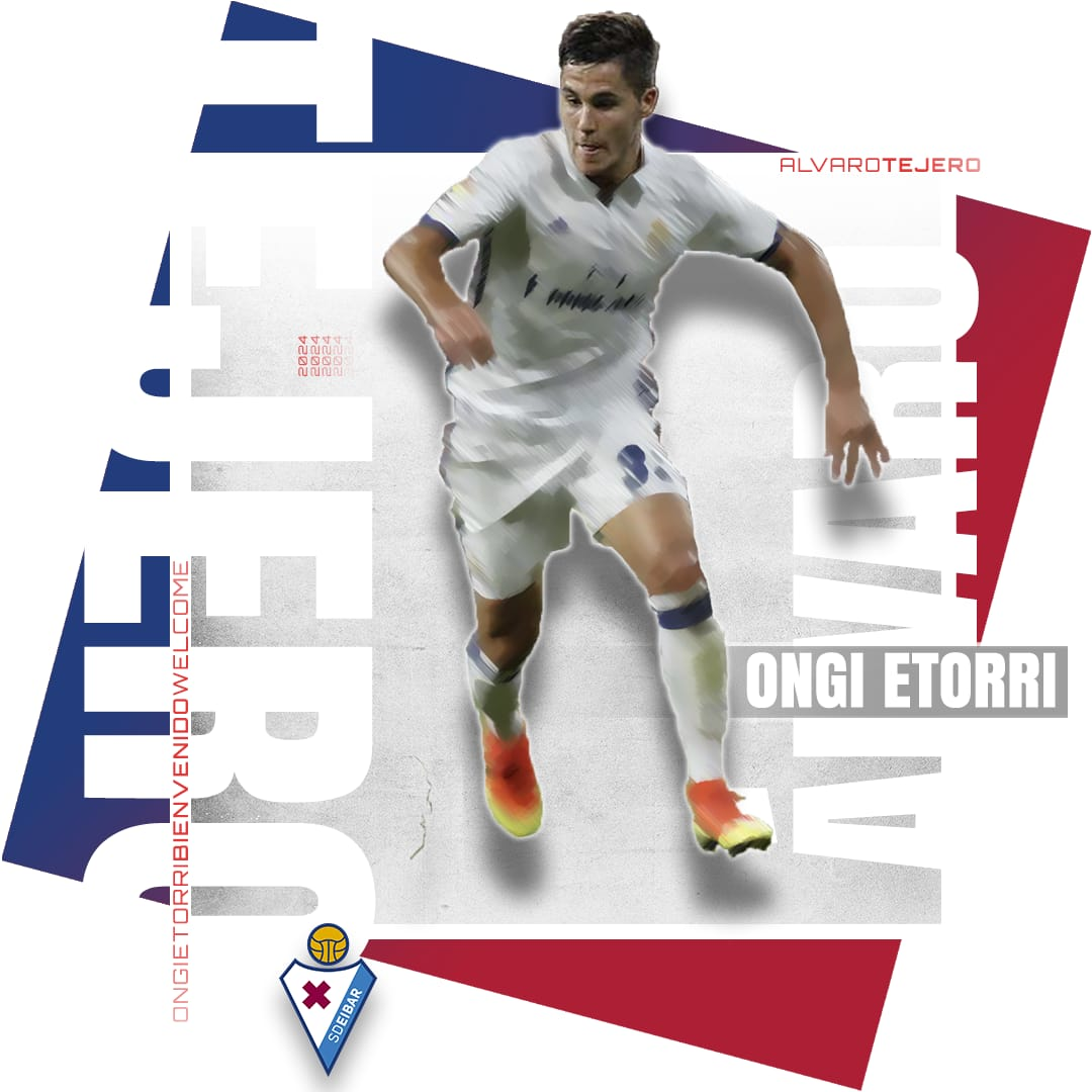 Real Madrid : un défenseur transféré à Eibar (Officiel)