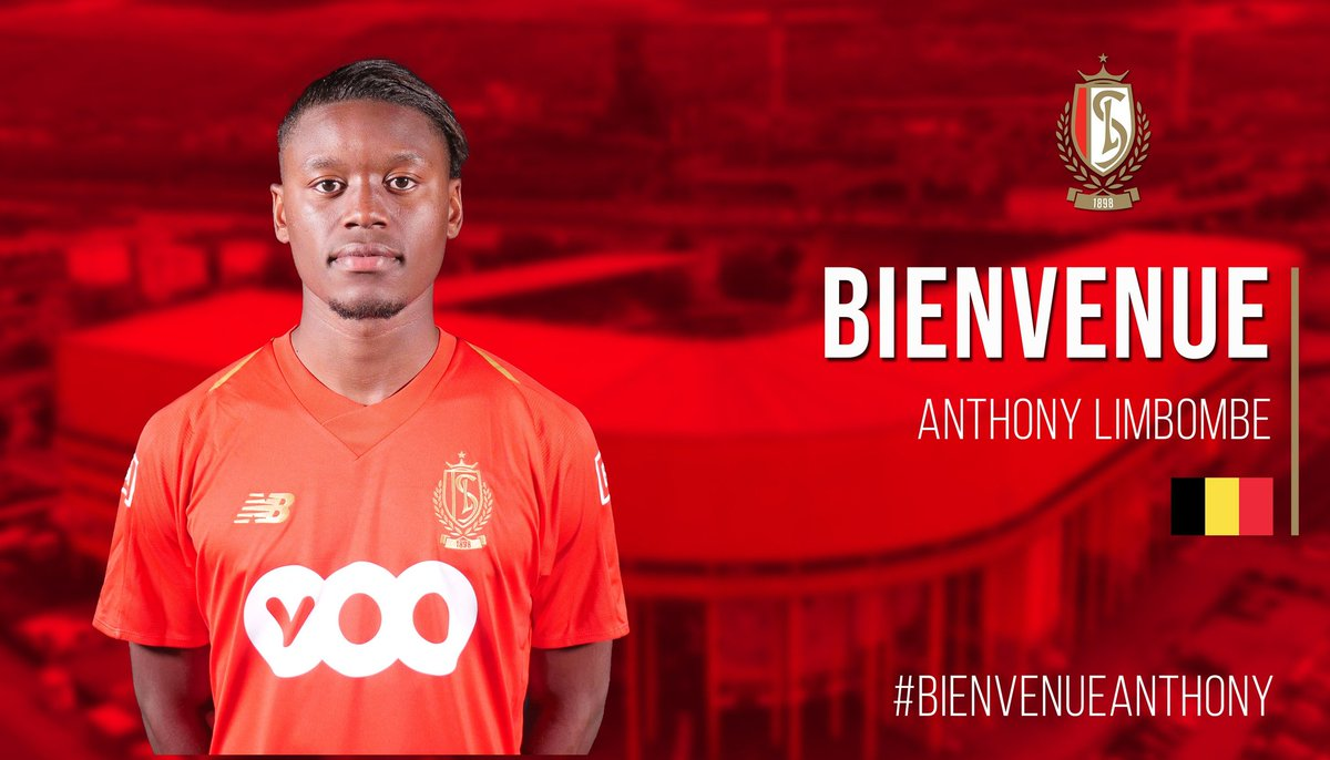 OFFICIAL: Limbombe joins @Standard_RSCL on loan this season... #FCNantes #Ligue1 #Mercato