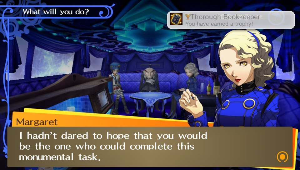 100% All Persona Proud of this Trophy. #RPG #JRPG #Persona