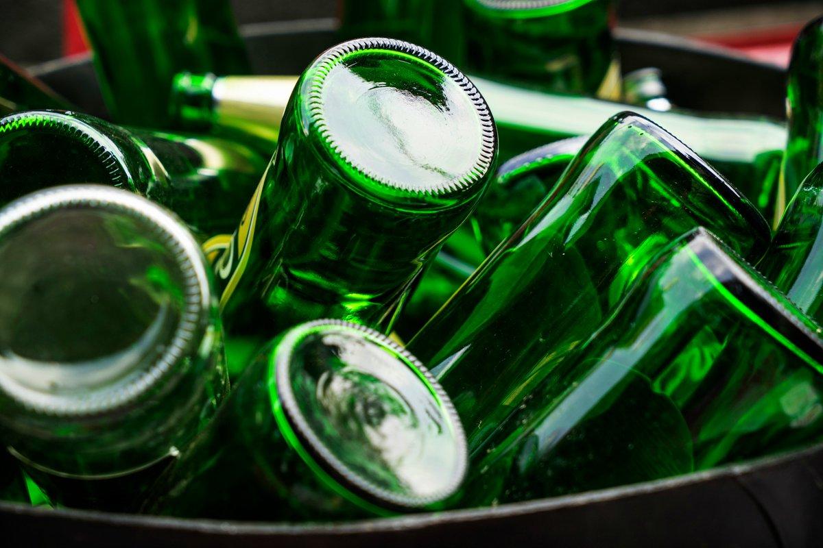 #glassrecycling #glass #recycle #chooseglass #bottlebank ♻️🌎