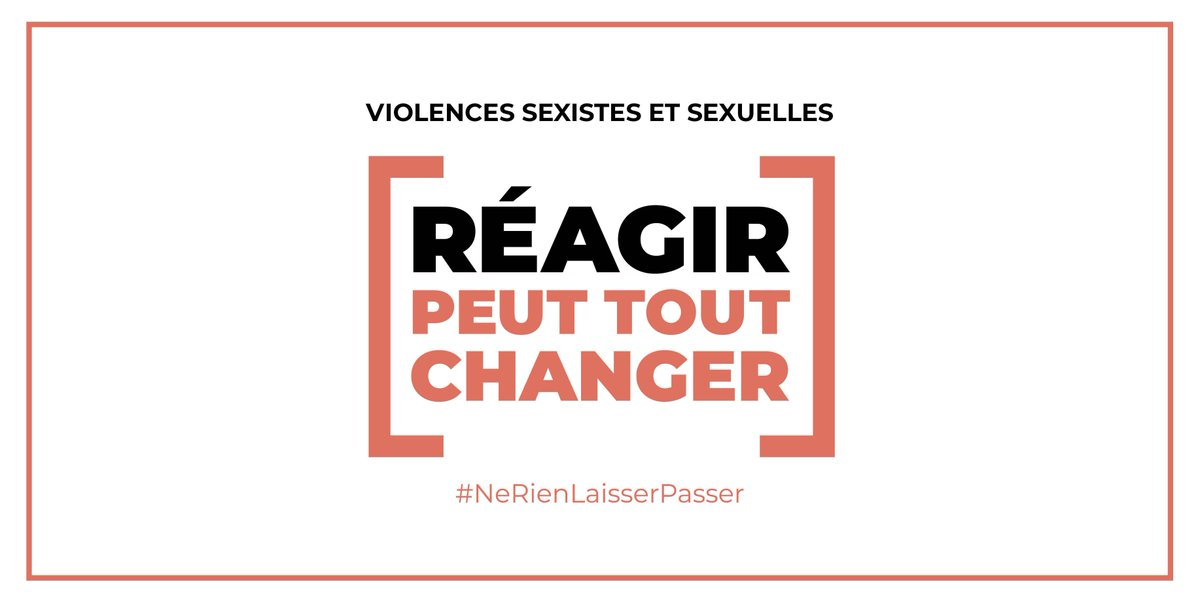 Le compte @arretonsles, lancé par @MarleneSchiappa et @CCastaner, a 2 objectifs :  1️⃣ Être un centre de ressources pour les femmes victimes de violences  2️⃣ Être un outil de sensibilisation pour mobiliser l'ensemble de la société