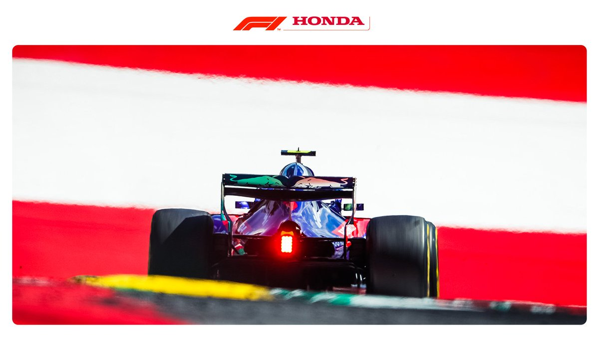 🇫🇷🛫🛬🇦🇹  The first back-to-back of the season! Time to get to work ahead of the #AustrianGP 👊🏻  #PoweredByHonda