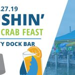 Image for the Tweet beginning: The Crushin' Cancer Crab Feast
