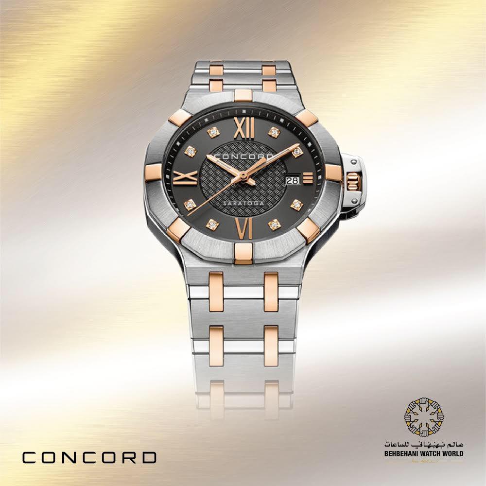 c5c80f3dd #Concordwatches #SwissWatches #Kuwait #BehbehaniWatchWorld #Watch  #Ladiespic.twitter.com/mN9d4T7V2H