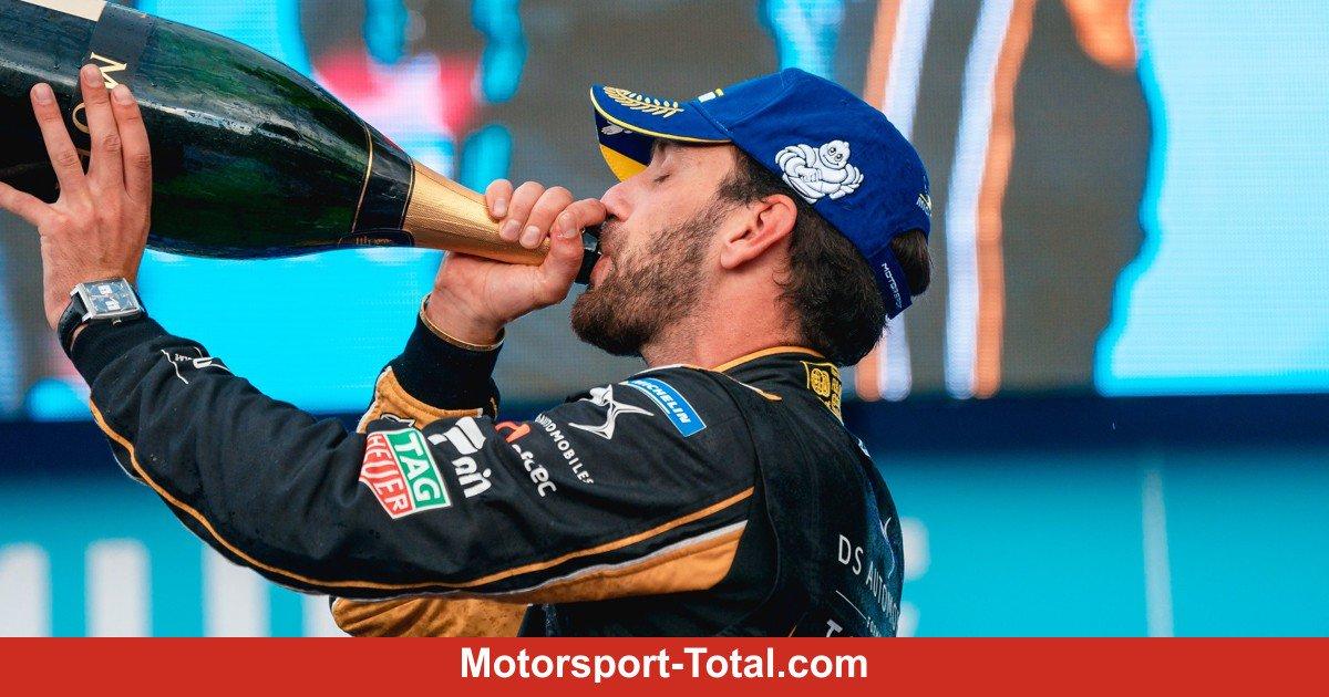 RT @MST_Formelsport: Nach Le Mans: Vergne vom