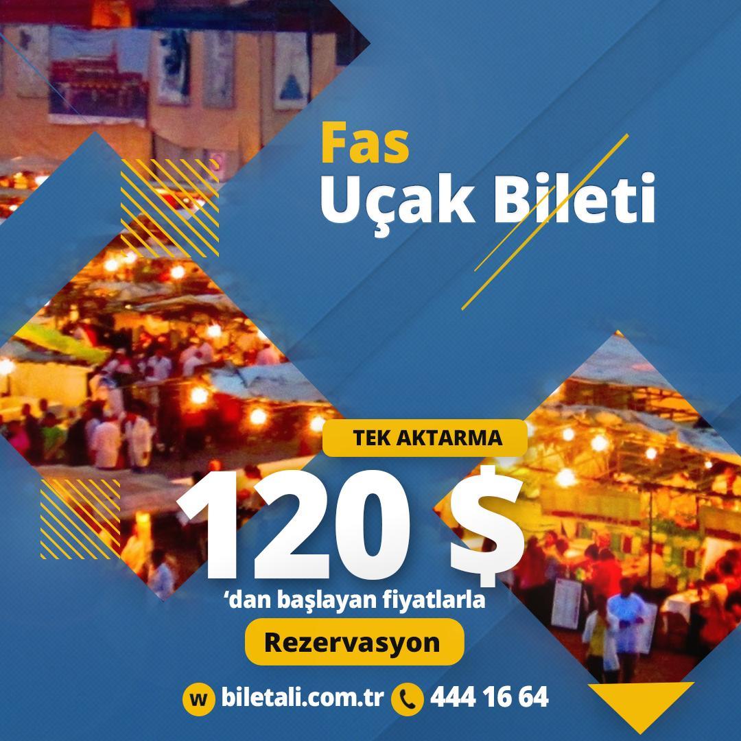 Fas #uçakbileti 120$'dan başlayan fiyatlarla Hemen uçak biletinizi Güvenli bir şekilde alın içiniz rahat olsun!  http://www.biletali.com.tr⠀⠀⠀⠀ ☎️ 444 16 64 İyi uçuşlar ✈  #fas_ucak #fasbilet #fas_tatil #ucuzucakbileti #ucuzbilet #fas⠀ #fasucakbileti #yazfirsatlari