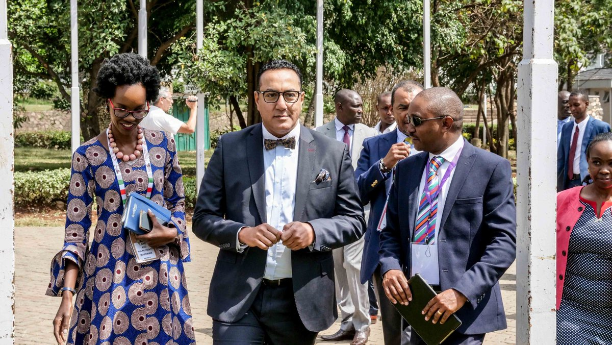 """It is no longer possible for travel and tourism providers, or destinations, to continue in a 'business as usual' model or mindset. Innovation and change coupled with agility and ability to respond are critical for success today and into the future."" – Hon. CS @tunajibu<br>http://pic.twitter.com/4jwtrYqqNw"