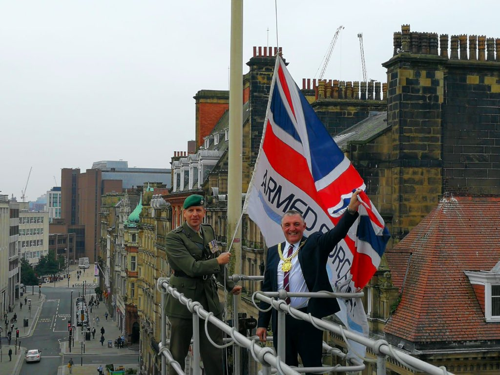 Liverpool City Council Letsgettested On Twitter By Flying The Flag We Are Showing Our Support And We Remain Fully Committed To Supporting Those Men And Women In The Armed Forces