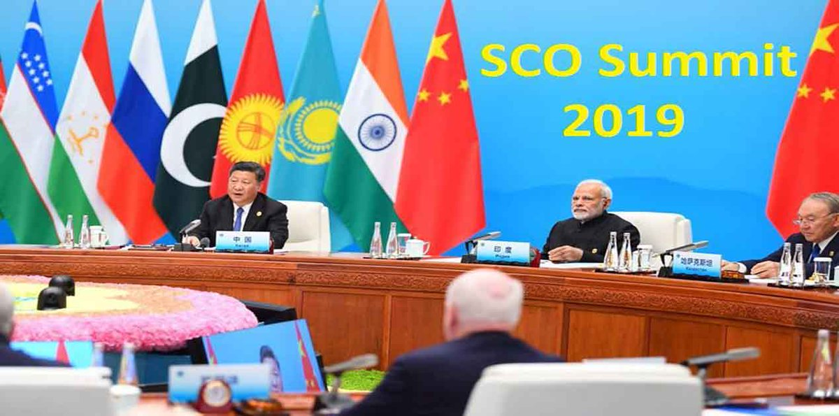 Overall, from Indian perspective it can be said that India's participation in the #SCOsummit was helpful in advancing India's objectives and agenda in the Central Asian region to an extent: Brig Vinod Anandhttps://www.vifindia.org/2019/june/24/india-and-sco-summit-at-dushanbe-and-beyond …