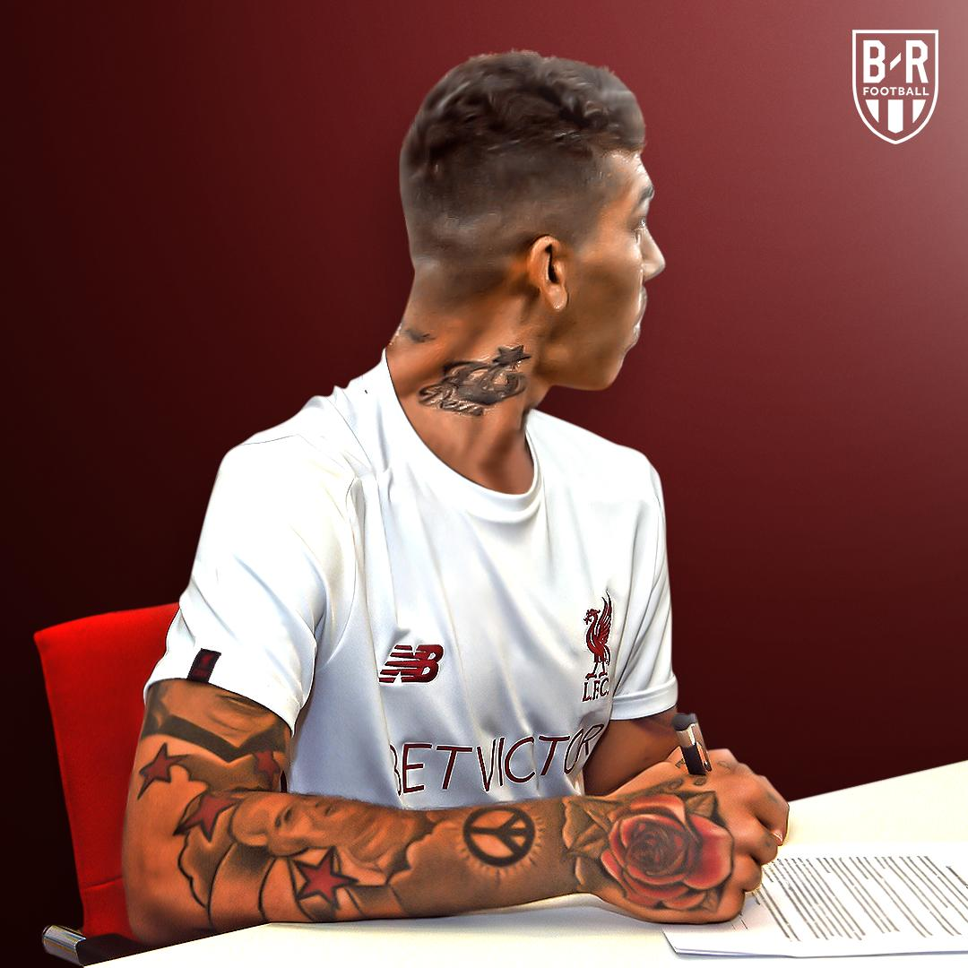 On this day in 2015, Liverpool signed Roberto Firmino 👀