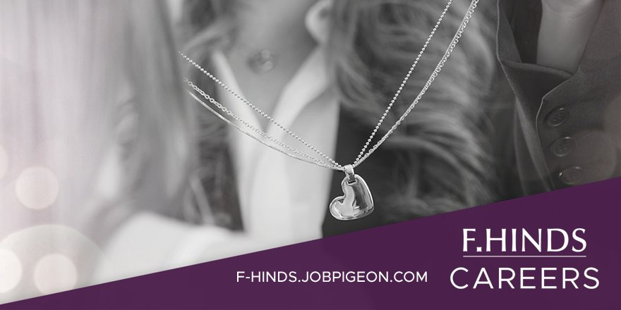 F Hinds Jewellers on Twitter: