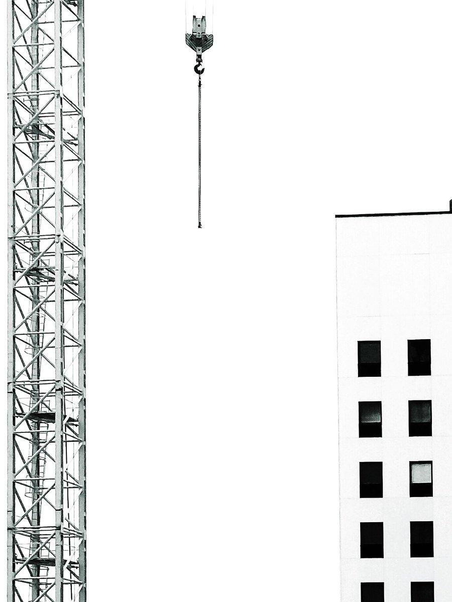 RT @tthingummy: #photography #bw #blackandwhite #blackandwhitephotography #craneporn #art #artphotography https://t.co/UYzYaZ7PU4