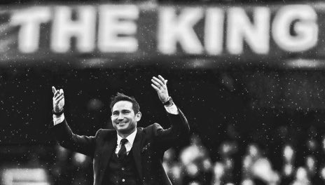 Chelsea are set to confirm Frank Lampard as their new manager this week! Lampard has been in talks with Chelsea on more than one occasion about becoming their new boss and that an announcement should be made soon. - The Evening Standard Imagine my shock! 😉