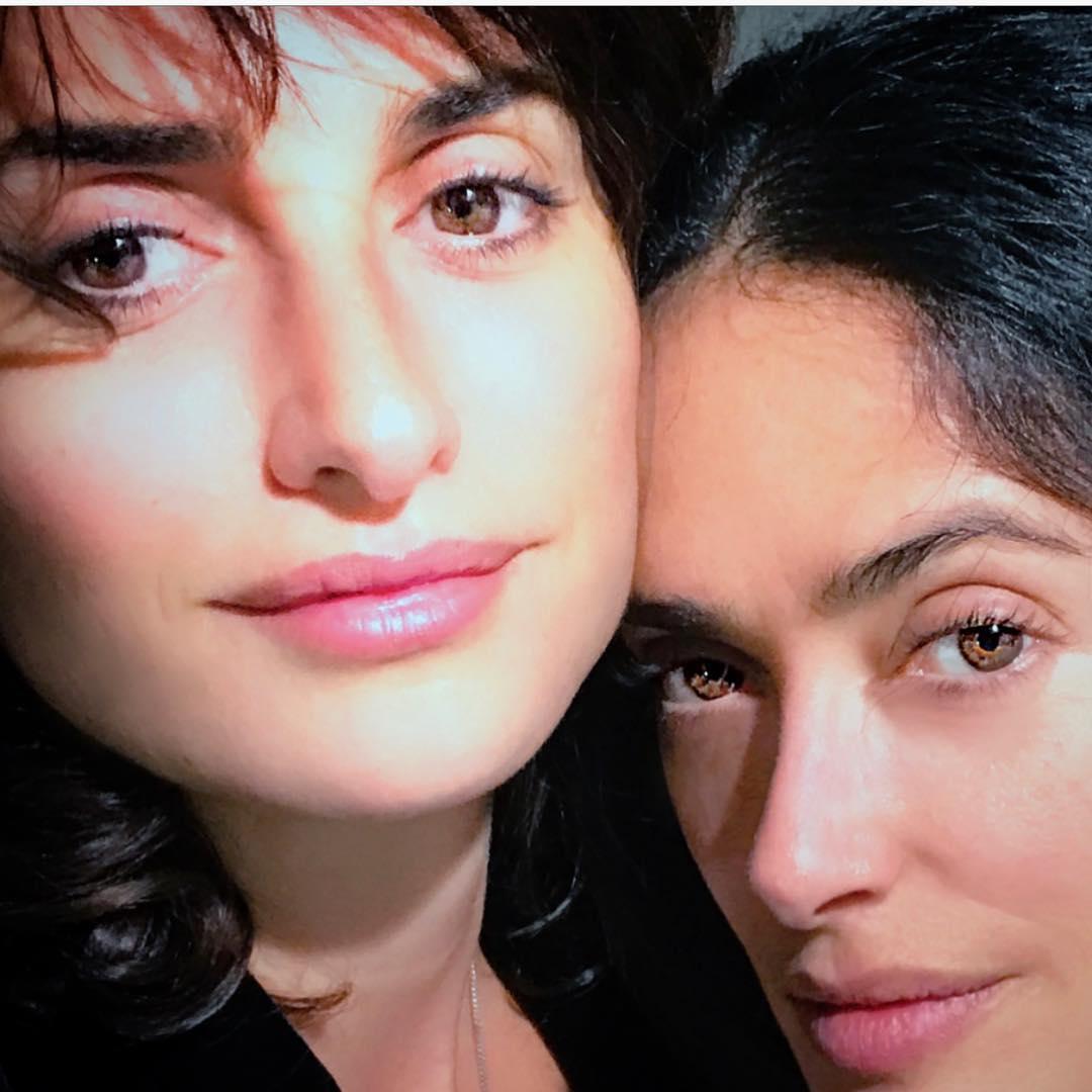 #PenelopeCruz #SalmaHayek