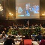 J'ai l'honneur de présenter devant l'assemblée départementale un rapport d'information sur l'initiative #Futurs21 avec Jean-Philippe Girard. Innover pour l'avenir des territoires, c'est la #StratégieDuFutur que nous portons à l'unanimité avec François @sauvadet et le @CD_CotedOr.