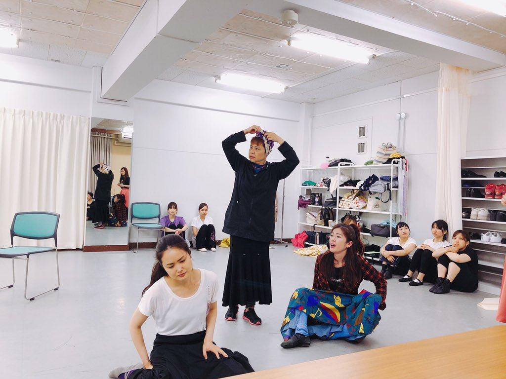 劇団東少です。 本日の稽古風景をご覧下さい