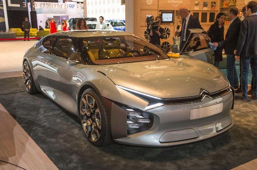 Remember 2016's radical Cxperience concept? There's more where that came from, says @Citroen, despite a big #SUV push in recent years:   https://www.autocar.co.uk/car-news/new-cars/citroen-developing-unconventional-saloon-models …
