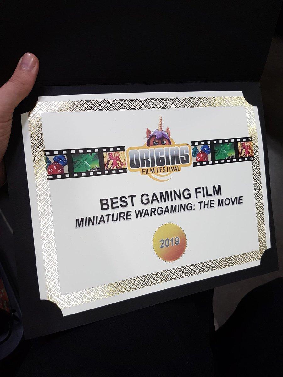 Miniature Wargaming (@MiniWarTheMovie) | Twitter