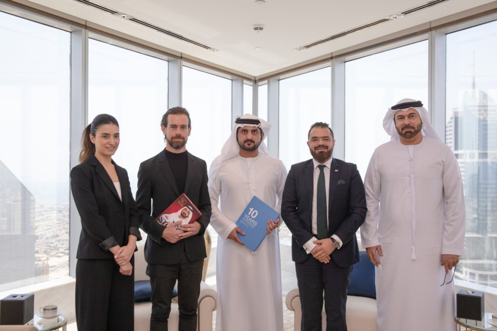 Dubai and Twitter share many aspects in common. Both stand as global hubs open for people, build bridges of understanding and dialogue among nations and represent platforms to nurture youth's energies and creativity.