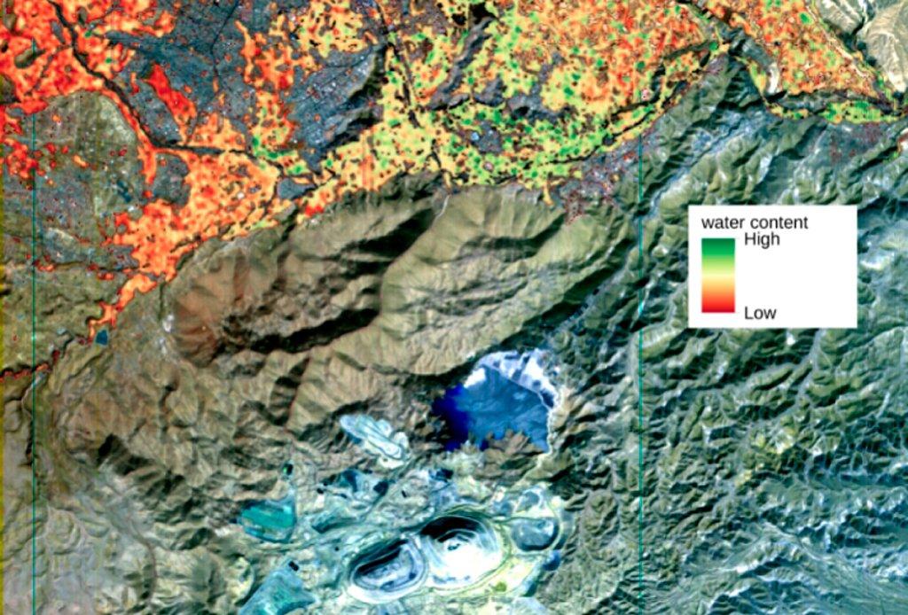 Primeras imágenes del Satélite PRISMA https://es.avionrevue.com/espacio/primeras-imagenes-del-satelite-prisma/…