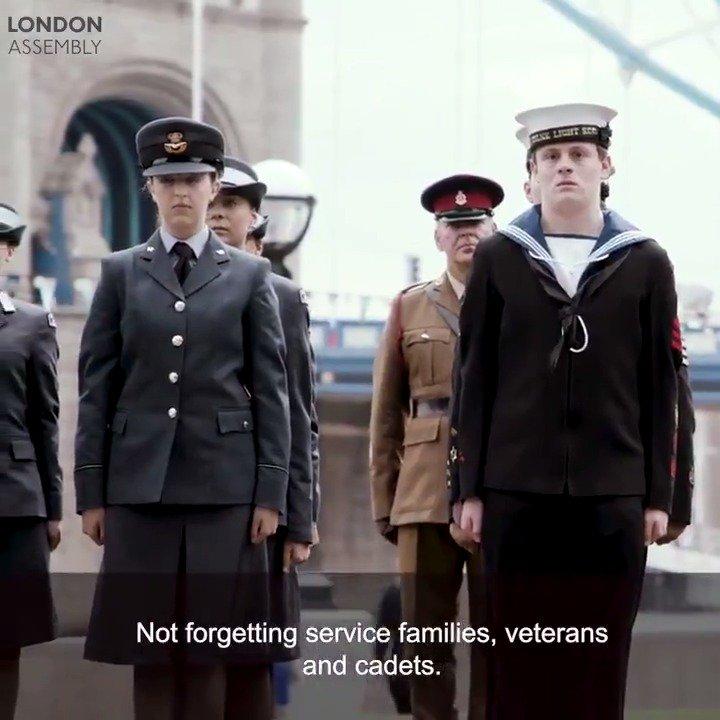 @LondonAssembly's photo on #ArmedForcesDay