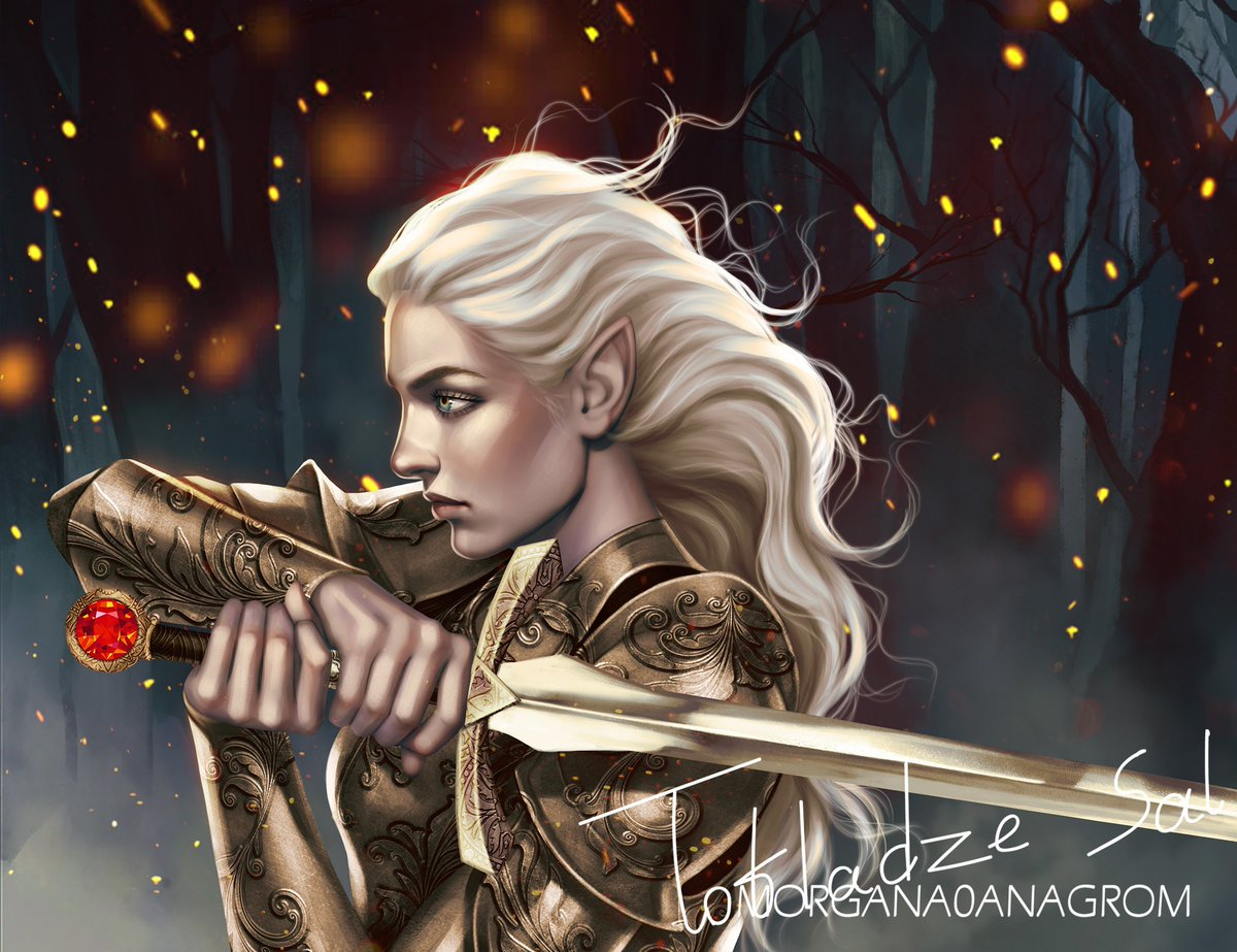 I was dying to share this artworks with you guys  and finally can   Aelin is from Throne of glass series by @SJMaas #aelingalathynius #queenofterrasen #tog #throneofglass #crownofmidnight #queenofshadows #heiroffire #empireofstorms #towerofdawn #kingdomofash #fanart #yabooks<br>http://pic.twitter.com/DEBeQQCjAg