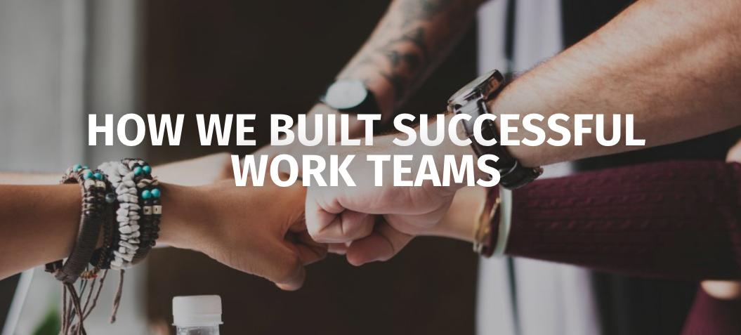 RT @coddletech: How did #Coddle build its #successful #work #team? Read more - https://t.co/DcJlwzazt5 https://t.co/Iqr9btdisI