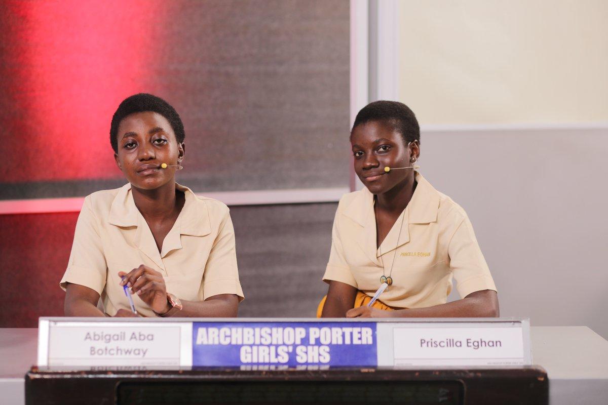 Archbishop Porter Girls bundled out of NSMQ2019