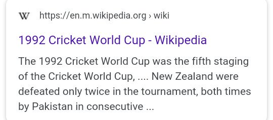 It's the most  Thrilling news You are going to read Here:🙌🙌🙌In 1992 worldcup, pakistan was only team who Beat Newzeland and Newzeland was unbeaten untill they met Pakistan💪💪💪✊✊.Hayee Oyee😃😃😃.#WeHaveWeWill #SarfrazAhmed 💖💖#Lahore