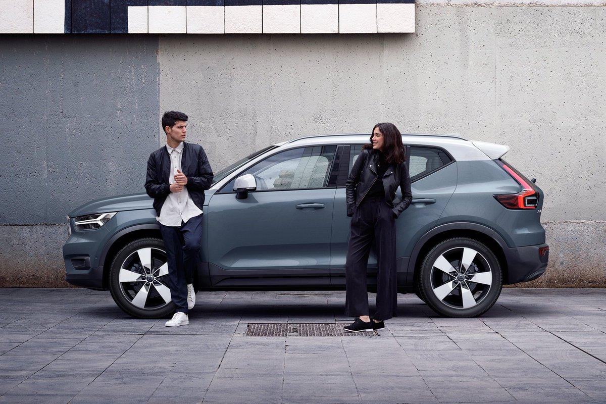 El #VolvoXC40, nuestro SUV compacto, es como tú: joven, desenfadado y urbanita volv.es/2LeaivI #ConduceTuEstiloDeVida