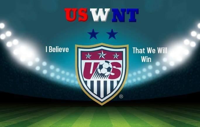 🇺🇸 vs. 🇪🇸 Let's Go Ladies! #WorldCup2019