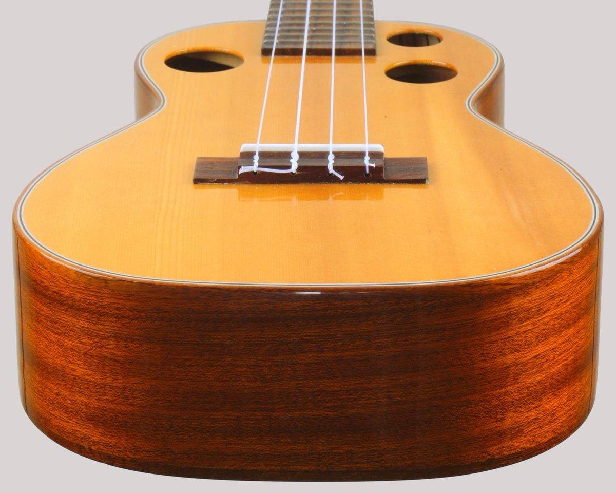 acoustica lani 3 hole soprano ukulele
