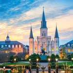 Image for the Tweet beginning: No trip to New Orleans